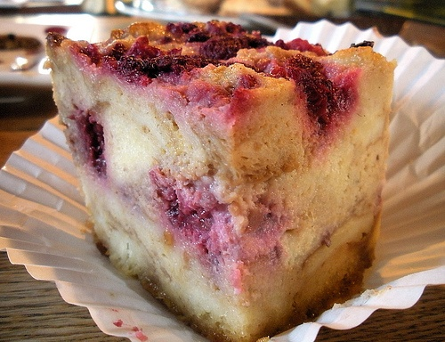 Raspberry Bread Pudding   Delicious Amazingness   Pinterest