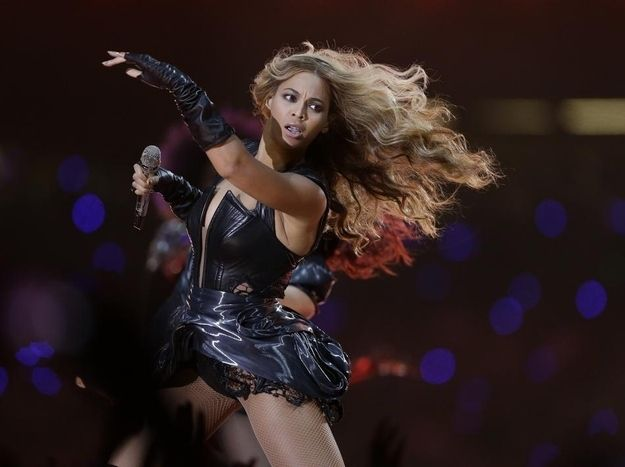 ... Moments From The Only Super Bowl Halftime Show That Really Matters
