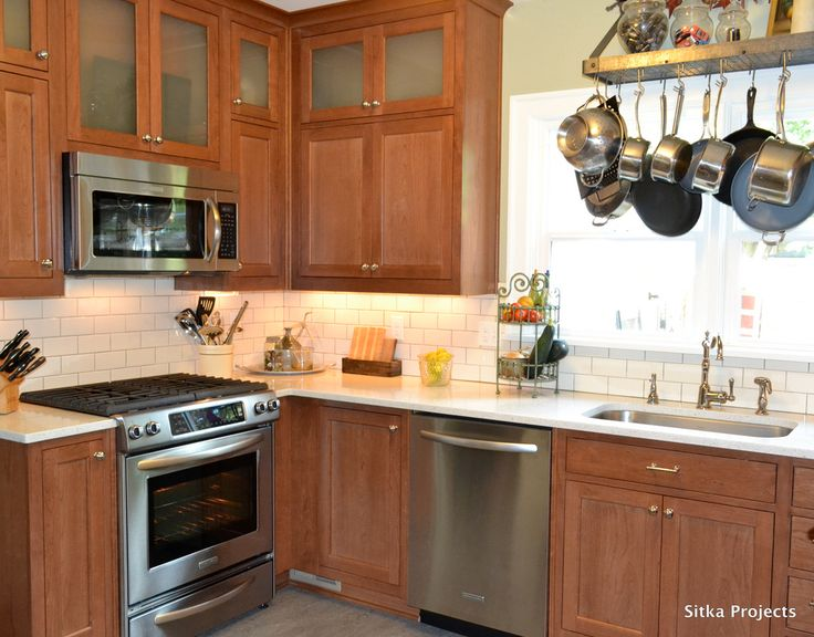 Kitchen remodeling on a budget pthyd for Kitchen cabinets on a budget