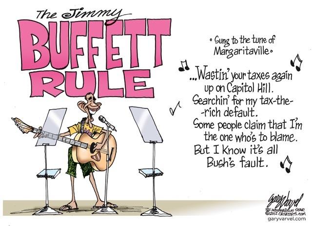 Love that Buffett.....Rule.....