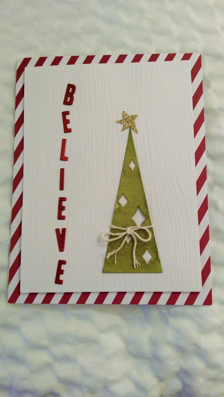 Stampin' Up! demonstrator Roxanne M's project showing a fun alternate use for the Watercolor Winter Simply Created Card Kit.