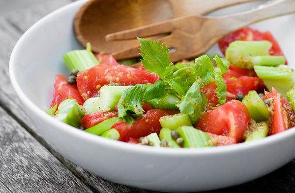 Bloody Mary Salad | Salads | Pinterest