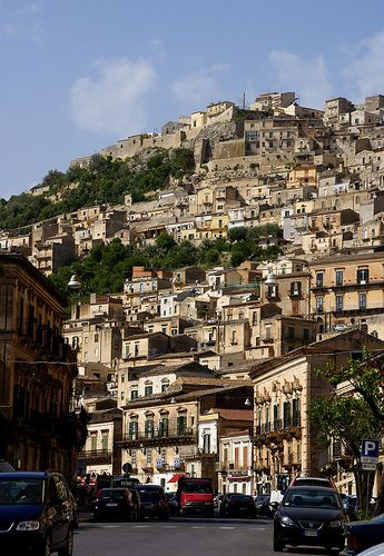 Modica Italy  city photos gallery : Corso Umberto I., Modica Alta, Italy | Italy ~ Sicily | Pinterest