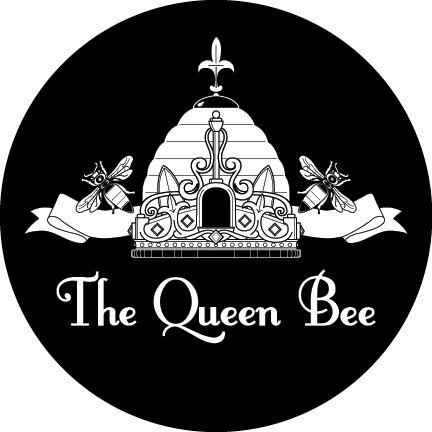 The Queen Bee LogoQueen Bee Logo