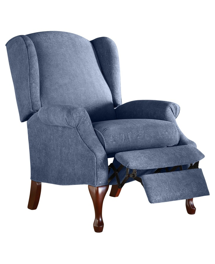 Andy Recliner Chair Queen Anne Style Chairs Furniture