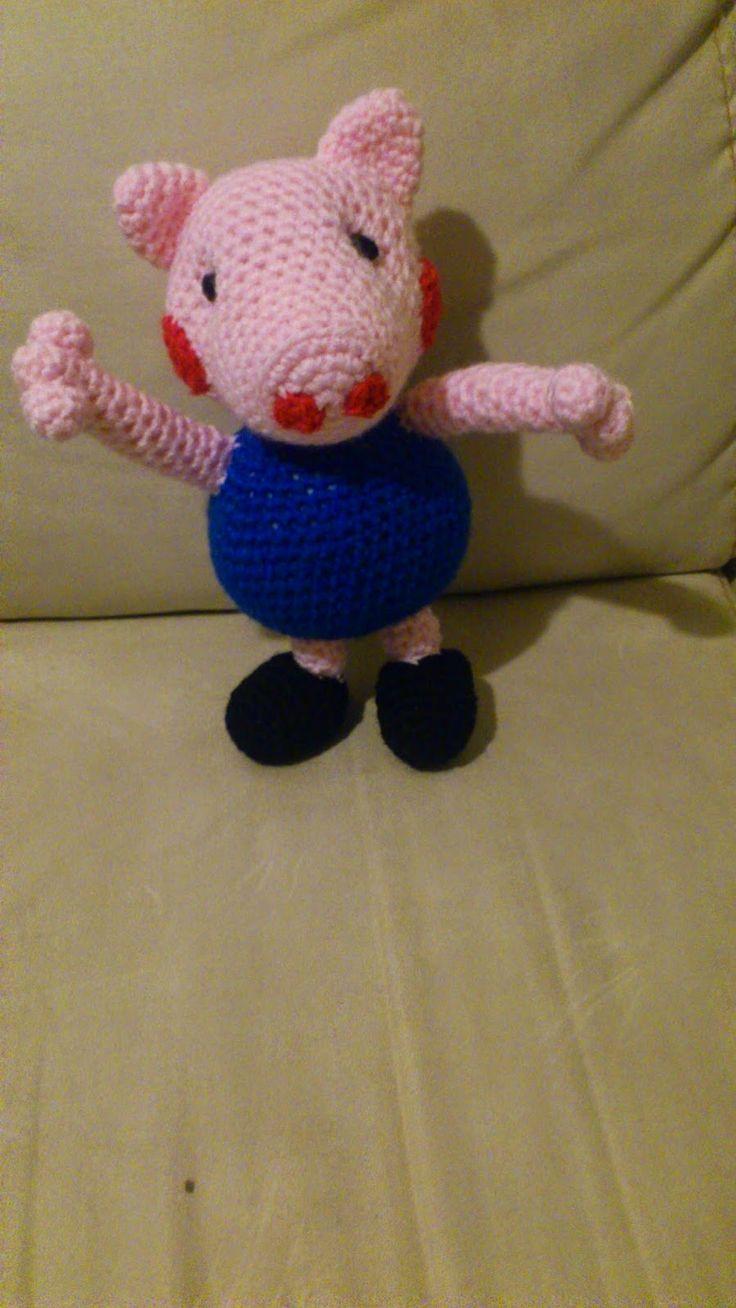 Amigurumi Pig - FREE Crochet Pattern / Tutorial FREE ...