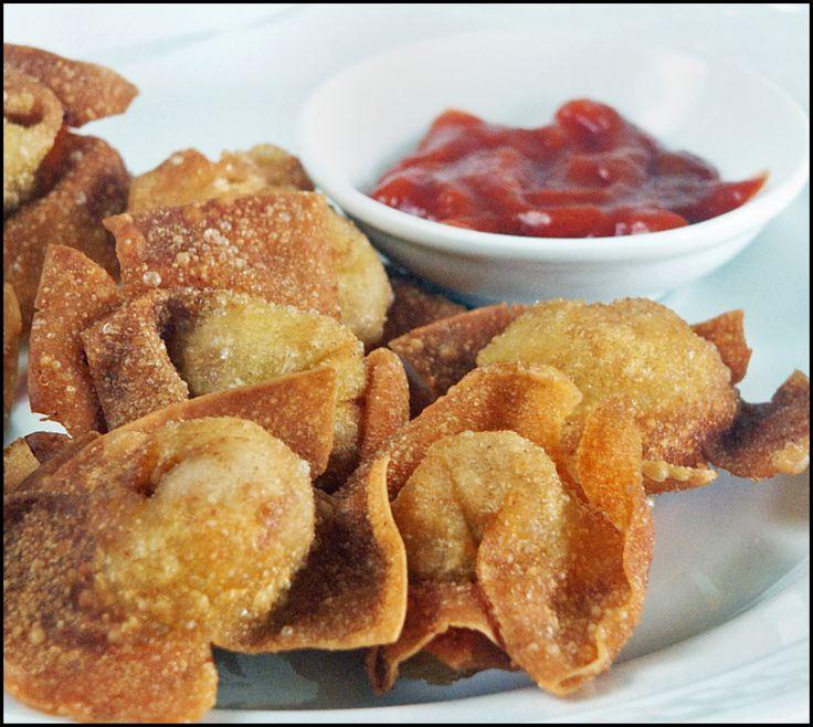Chinese Fried Wonton Recipe — Dishmaps