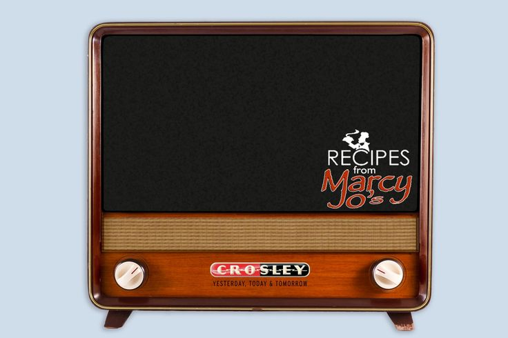 RECIPES from Marcy Jo's (The Joey and Rory Show)