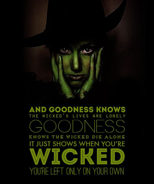 Wicked Witch Famous Quotes. QuotesGram