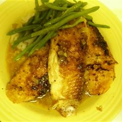 MADE IT - TOTALLY DELICIOUS Thai-Style Tilapia Allrecipes.com This was ...