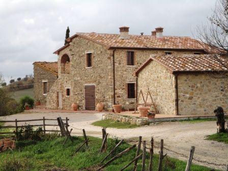 Italian Farmhouse. | Tuscan Style | Pinterest