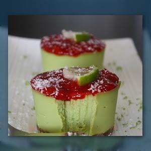 Avocado Lime Cheesecake | Recipes | Pinterest