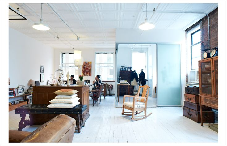 NYC LOFT: Moon & Hey's Home. 2/7/2012 via An Afternoon With…