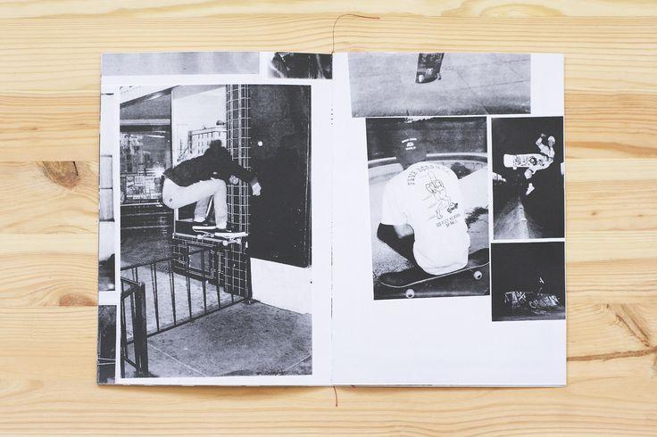 THE PHOTOCOPY CLUB  Xerox and Destroy zine