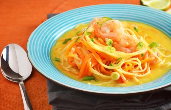 coconut shrimp soup | Dreamy Orient | Pinterest