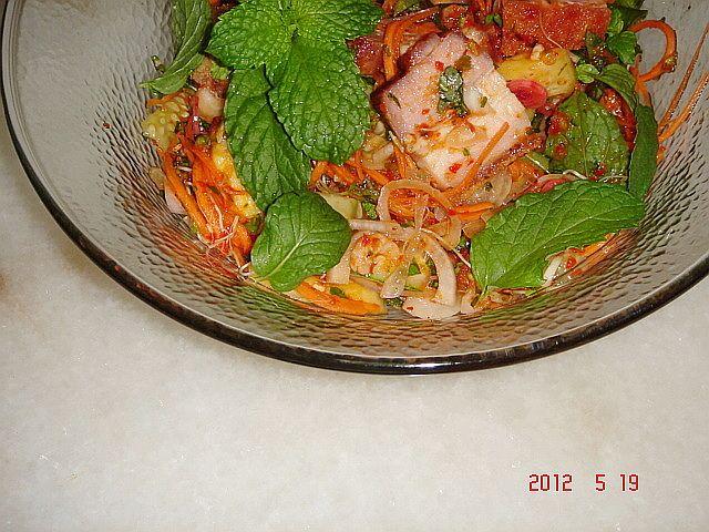 Siew Yoke Kerabu | Malaysian/Singaporean Cuisine | Pinterest