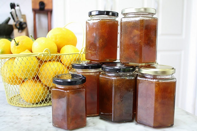 Greengage Jam with Ginger | Yummy! | Pinterest