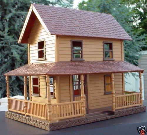 2 Story Farm House With Wrap Around Porch 1 32 1 24