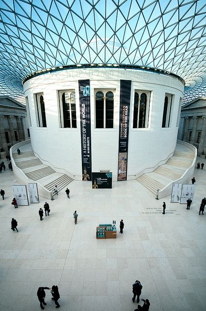 London, Bloomsbury & Fitzrovia, British Museum
