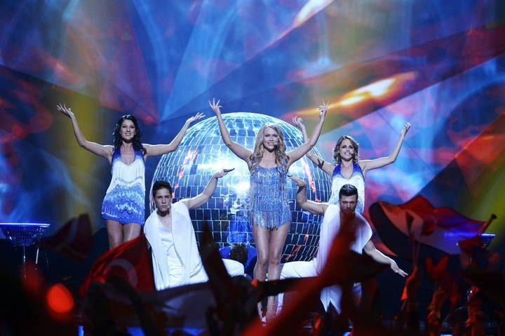 festival de eurovision puntuaciones