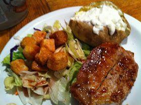 Marinated baked pork chops | food | Pinterest