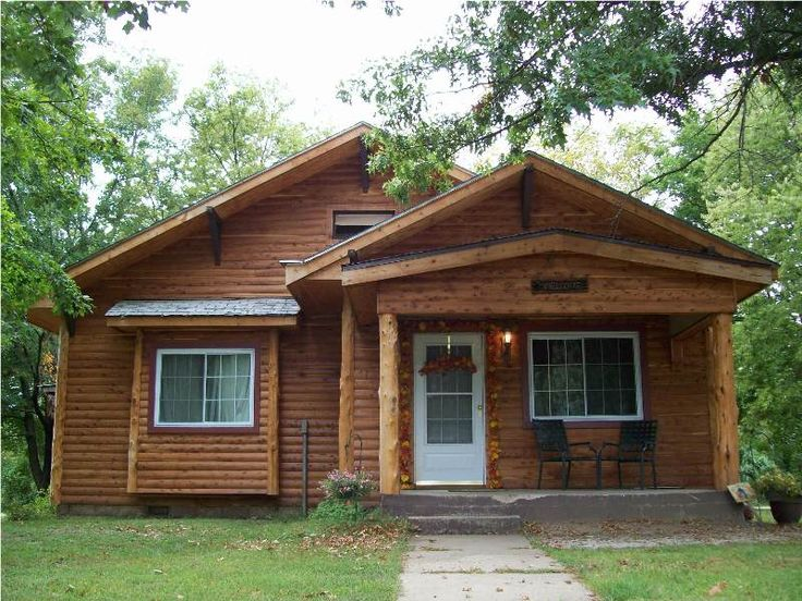Log Siding Cedar New House Ideas Pinterest