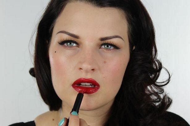 1940s makeup tutorial | hair and makeup | Pinterest