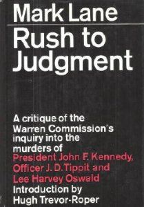 Rush to Judgment