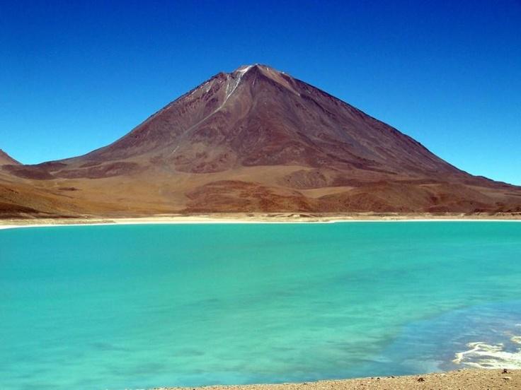 Licancabur Volcano Chile Places I D Like To Go Pinterest