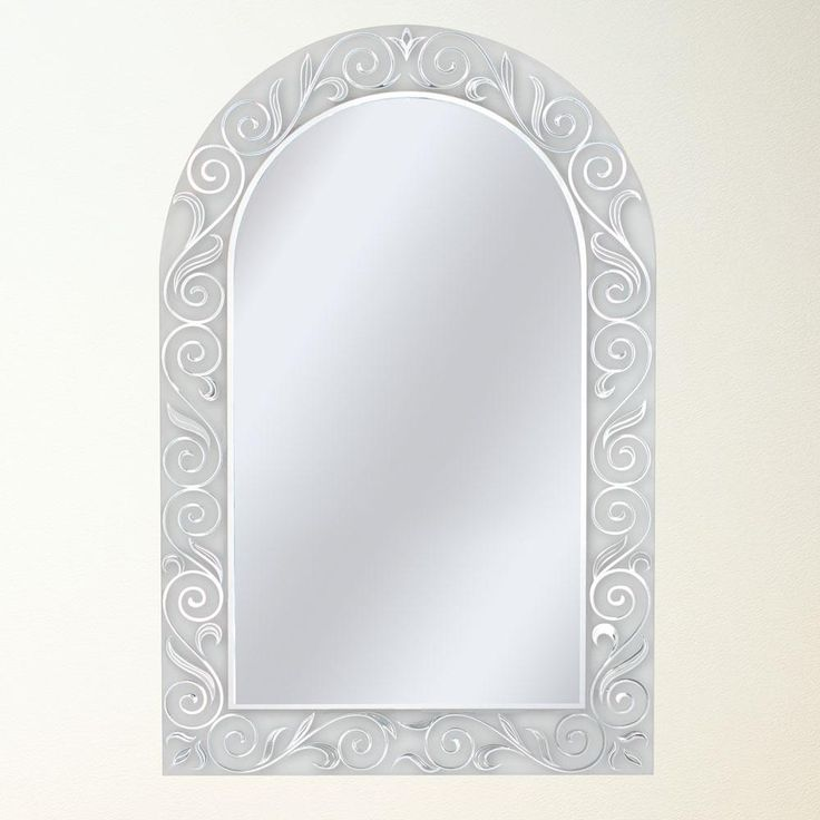 Spring Arch Bathroom Mirror Bathroom Mirrors Pinterest