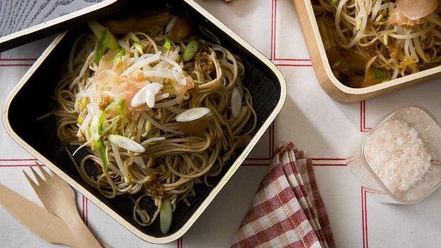 Ginger Soy Soba Recipes — Dishmaps