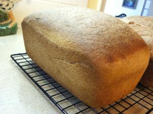 Whole Grain Soaked Yogurt Bread   Breads   Pinterest