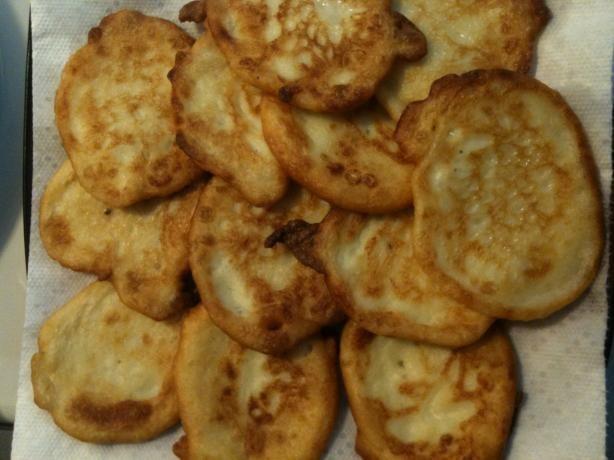 Leftover Mashed Potato Pancakes | Recipe