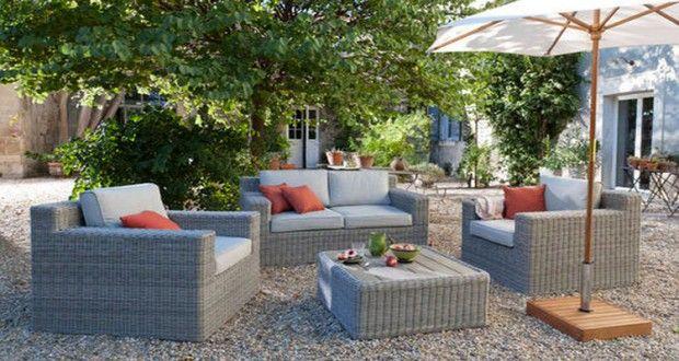Pin by jo jean on terrasses pinterest - Mobilier jardin kettler pas cher ...