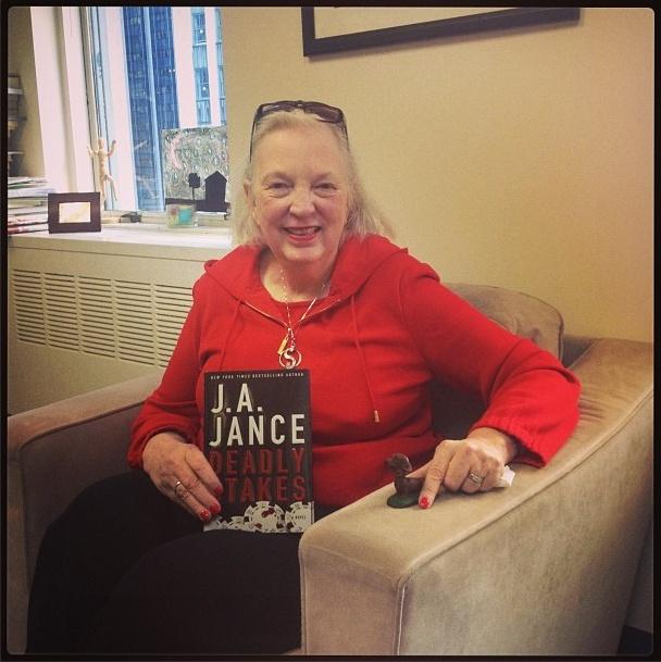 J.a. Jance Novels Pin by Cotswold...