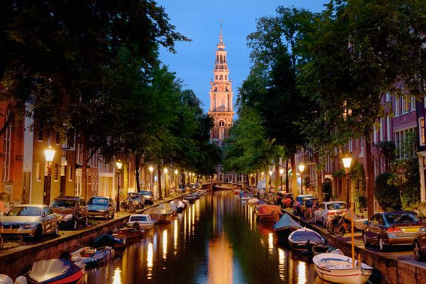 Amsterdam -- I'll be there very very soon!
