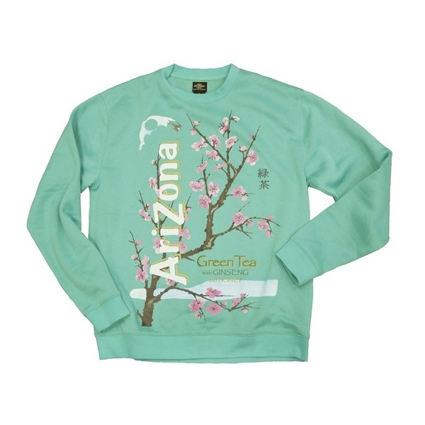 Arizona Ice Tea Sweater I actually really want this