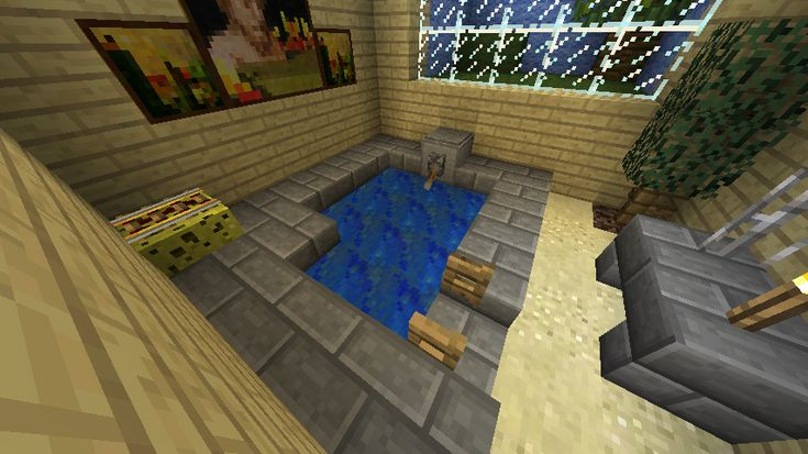 Minecraft Interior Design Minecraft Interiors Pinterest