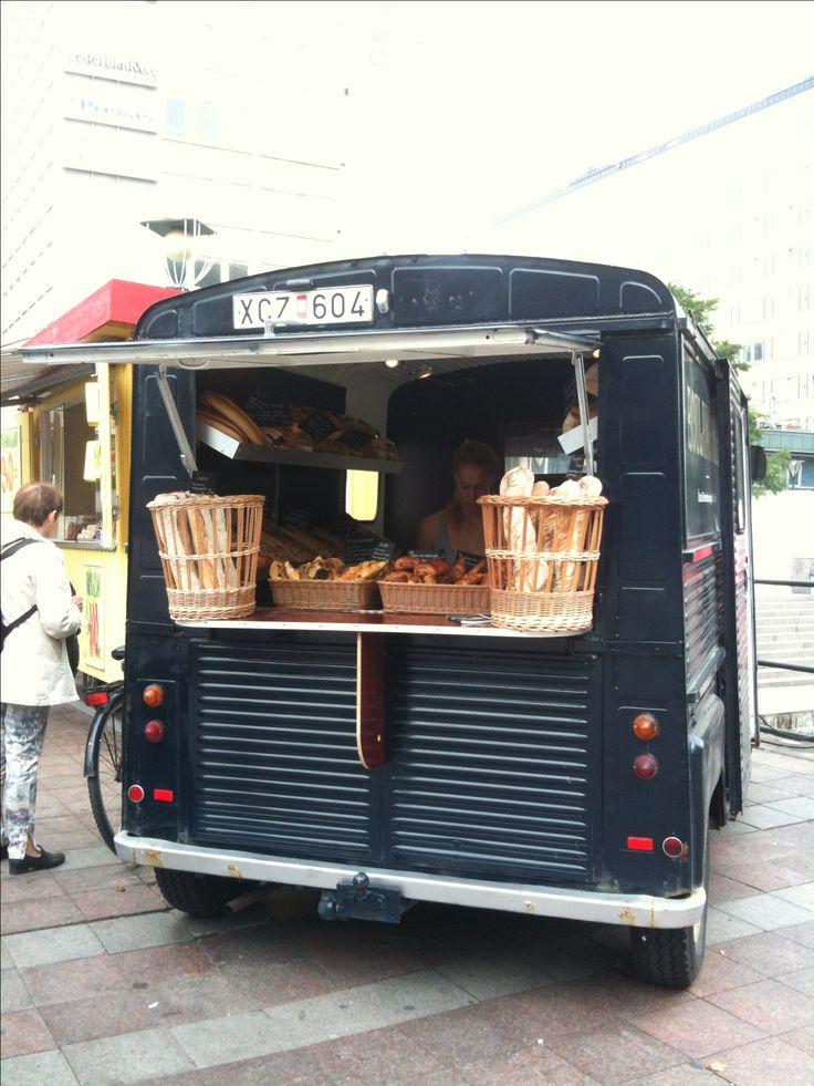Boulangerie in Malmo -★-