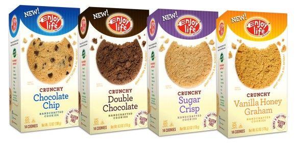 Enjoy Life Foods - Gluten Free Snacks