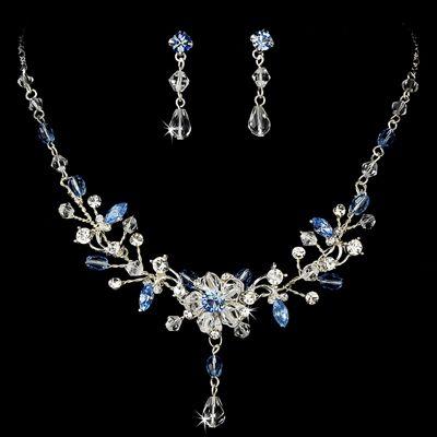 swarovski prom jewelry set wedding plans