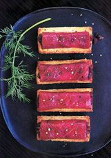 ... my hair dye!!)? Use it on top of lightly smoked salmon, of course