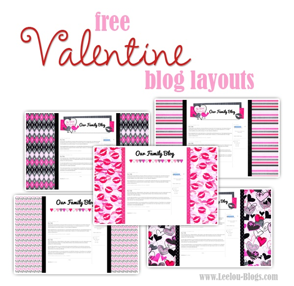 valentine's day blog ideas