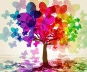 Beautiful butterfly tree.. love