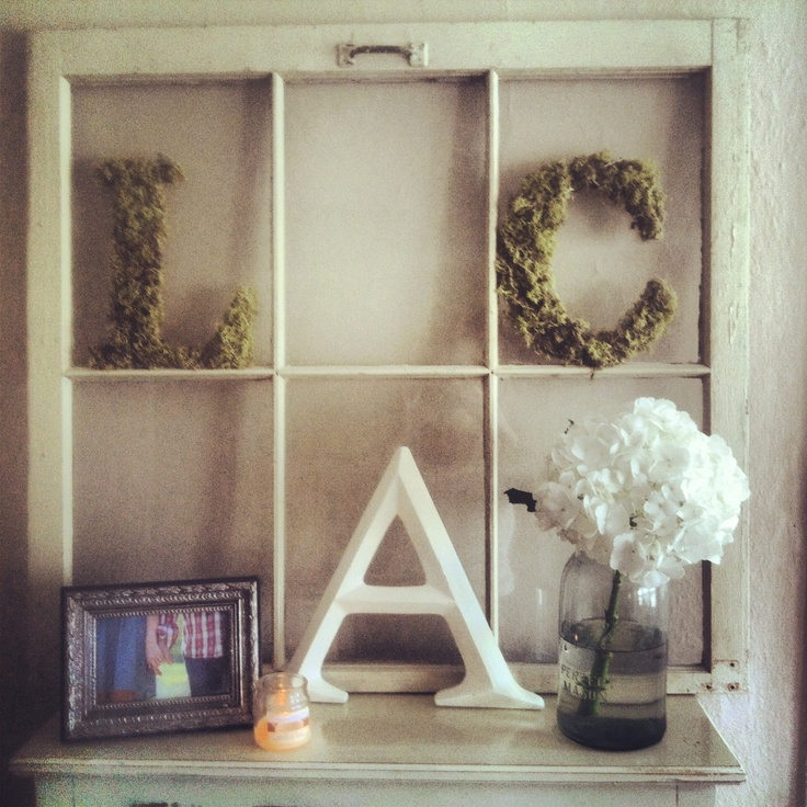 old window decor really like for master bedroom both initials moss