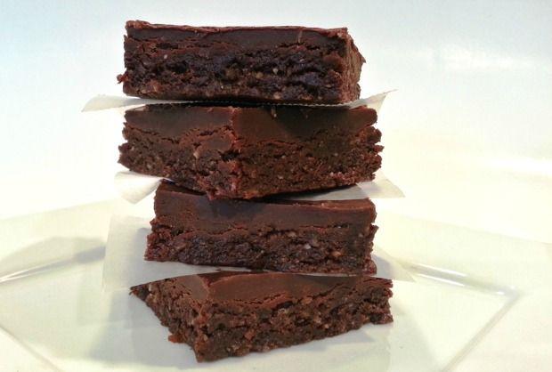 No Bake Cappuccino Brownies from Joy of Kosher with Jamie Geller ...