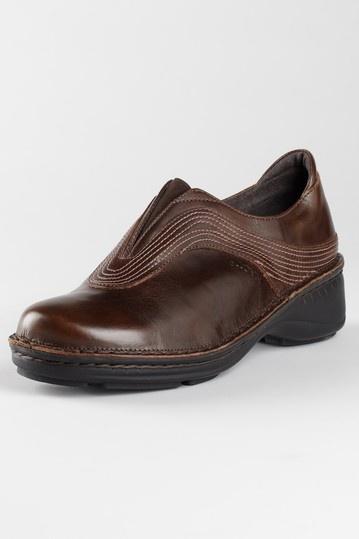 NAOT Cocoa Shoe...nice