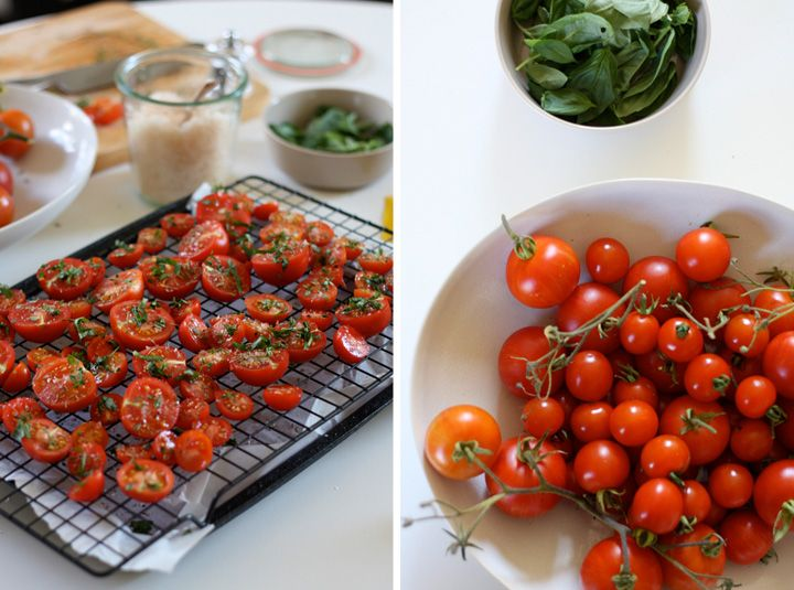 oven-dried-tomatoes | gardening | Pinterest