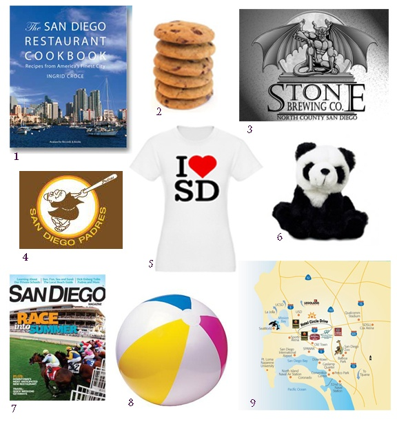 Wedding Gift Bags San Francisco : ideas specific to San Diego Wedding -- Welcome gift bags Pinterest