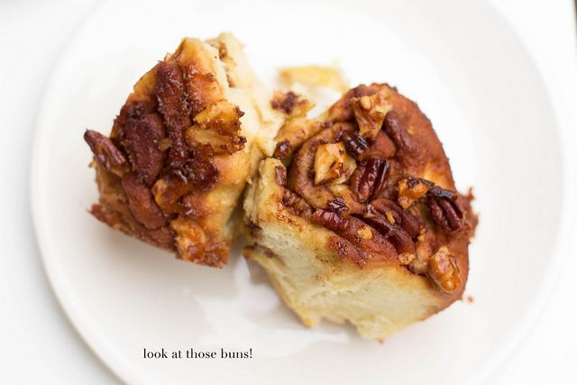 Nutella Sticky buns | Breakfast/Brunch | Pinterest